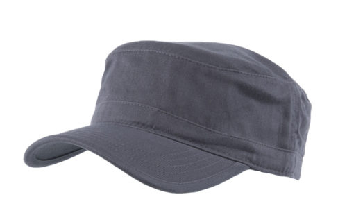 C6602 – Soft feel 100% Cotton Military Cap with Velcro adjuster.