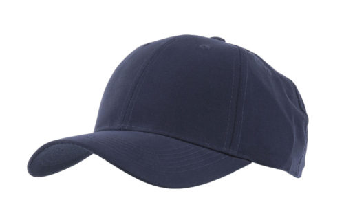 C6693 – Lightweight Showerproof Microfibre 6 Panel Cap with Velcro adjuster