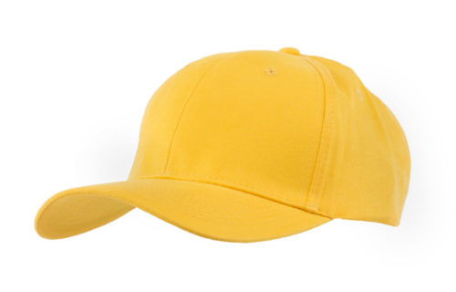 C6701 – 100% Brushed cotton 6 Panel cap with brass Buckle Adjuster