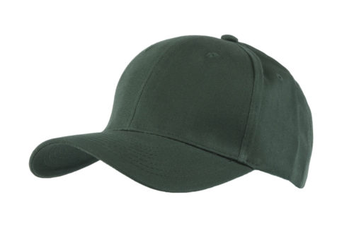 C6712 – 100% Brushed cotton 6 Panel Childs cap with Velcro adjuster