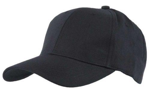 C6717 – 100% Cotton Twill 6 Panel cap with Velcro adjuster.