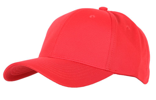 C6719 – Airtex Sport Mesh 6 Panel cap with Velcro adjuster