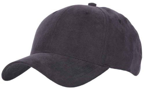 C6720 – 100% Polyester Birdseye Weave 6 Panel Cap with Velcro adjuster