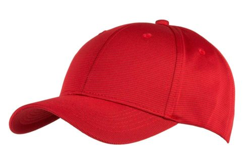 C6725 – Bamboo Pique 6 Panel Cap with Velcro adjuster