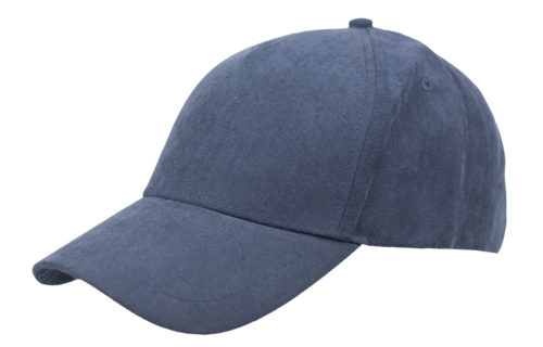 C6738 – Heavy washed Suede 5-Panel cap with Buckle Adjuster