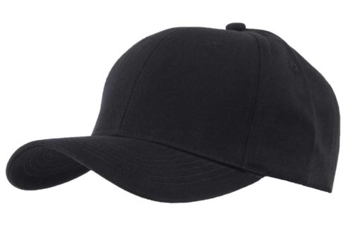 C6771 – 10*10 Heavy Brushed Cotton 6 Panel cap with Buckle adjuster