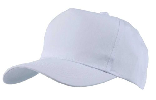 C7001 – 5 Panel Childs Cotton twill cap with Velcro adjuster