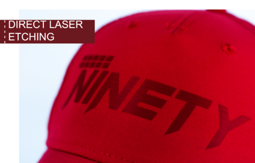 Branding - Direct Laser Etching Range