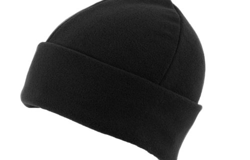 S0003 – 100% Polar Fleece beanie with turn-up