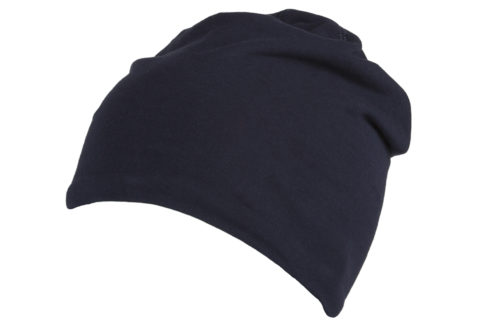 S0010 – 100% Cotton/Elastane beanie with fleece lining